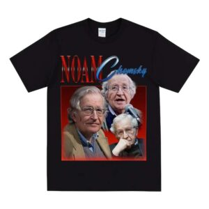 Noam Chomsky Unisex T Shirt