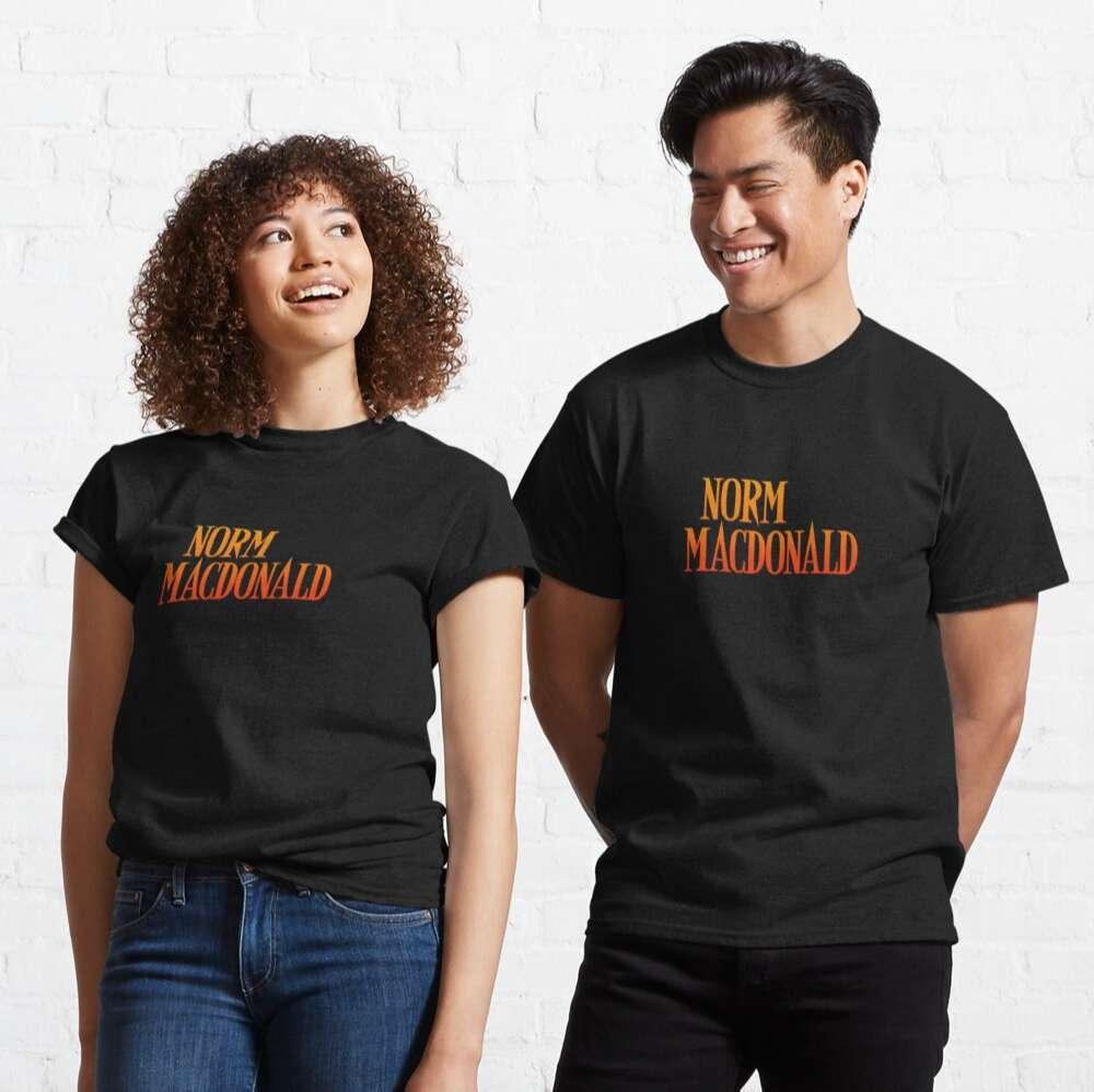Norm Macdonald Unisex T Shirt