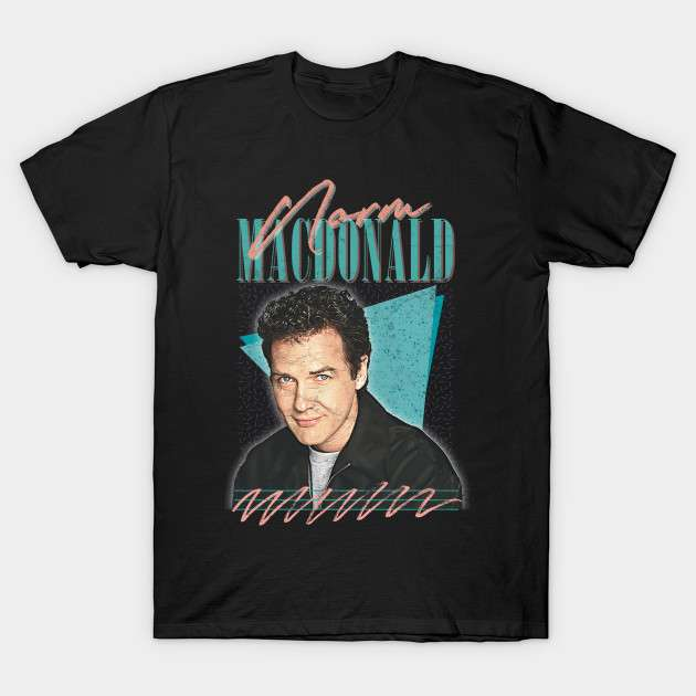 Norm Macdonald Vintage Unisex T Shirt