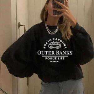 Outer Banks Sweatshirt Pogue Life North Carolina Unisex T Shirt