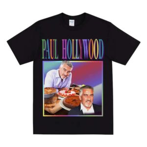 Paul Hollywood Chef Unisex T Shirt