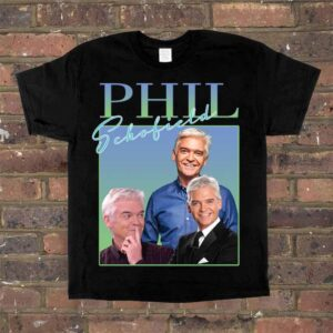 Phil Schofield Vintage Unisex T Shirt