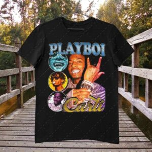 Playboi Carti Rap Unisex T Shirt