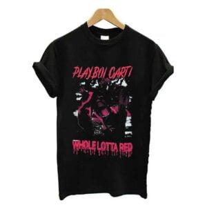 Playboi Carti Whole Lotta Red Unisex T Shirt