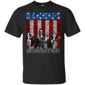 Ramones Hey Ho Lets Go Unisex T Shirt