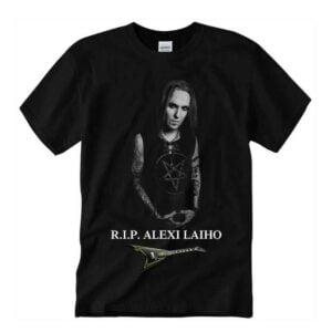 Rip Children of Bodoms Alexi Laiho Unisex T Shirt