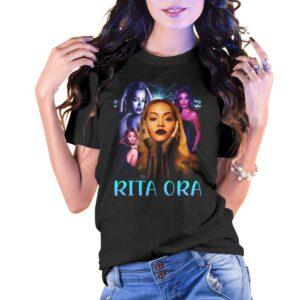 Rita Ora Vintage Unisex T Shirt