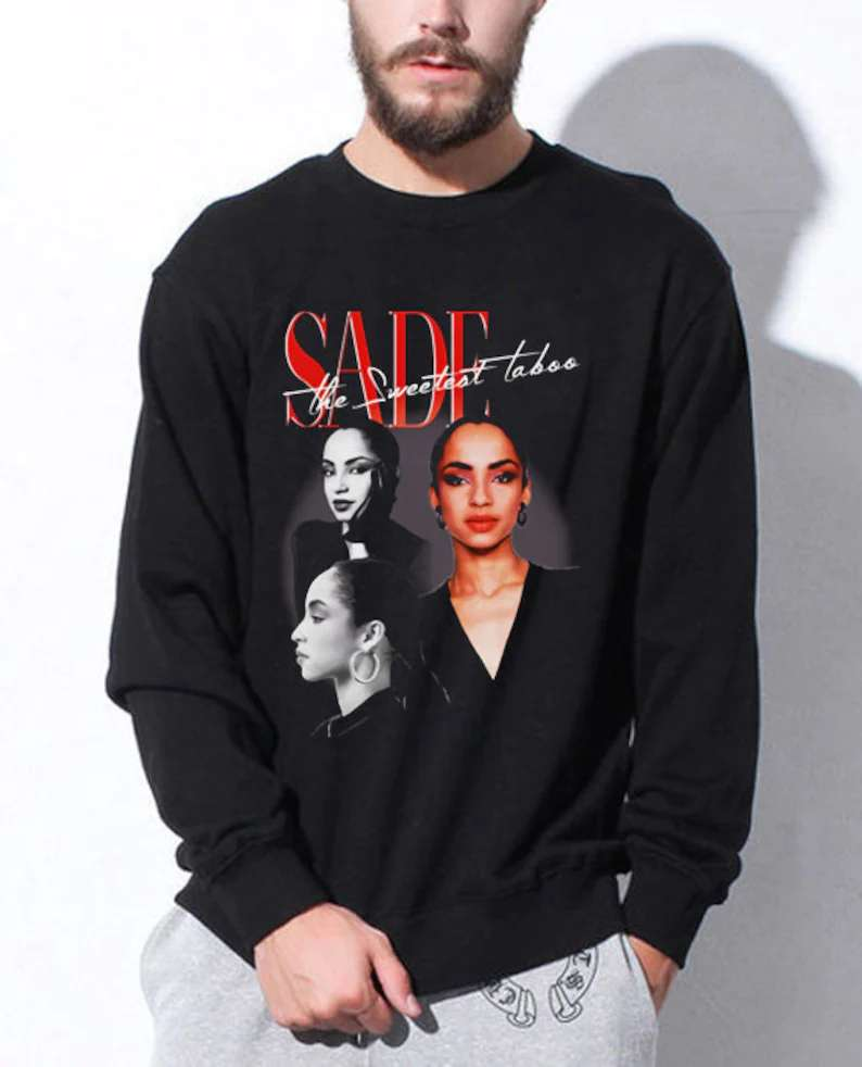 SADE Sweatshirt Unisex T Shirt