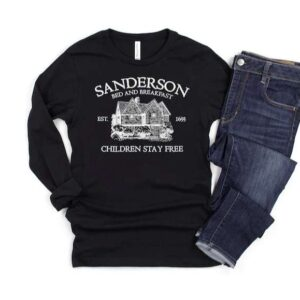 Sanderson Bed and Breakfast Unisex T Shirt
