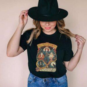 Sanderson Sisters Retro Hocus Pocus Unisex T Shirt