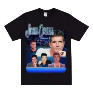 Simon Cowell Unisex T Shirt