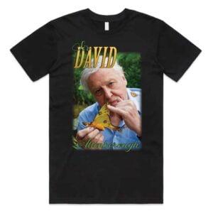 Sir David Attenborough Unisex T Shirt