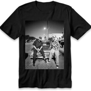 Snoop Doggy Dogg and Dr. Dre Unisex T Shirt