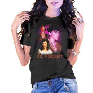 St Vincent Vintage Unisex T Shirt