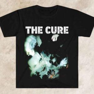 The Cure Rock Unisex T Shirt