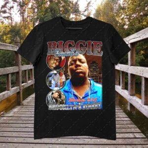 The Notorious B.I.G. Biggie Smalls Unisex T Shirt