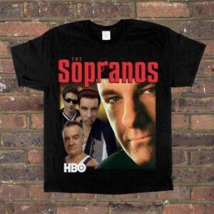 The Sopranos Vintage Unisex T Shirt
