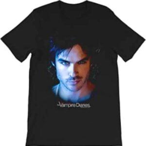 The Vampire Diaries Damon Unisex T Shirt