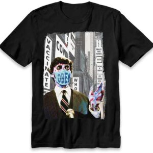 They Live Obey The Rules Wear Your Covid Face Mask Unisex T Shirt
