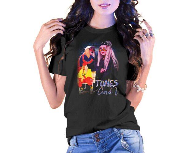 Tones and I Vintage Unisex T Shirt