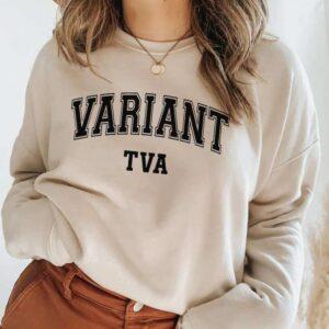 Variant Tva Sweatshirt Unisex T Shirt