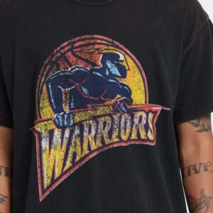 Vintage Golden State Warriors Unisex T Shirt