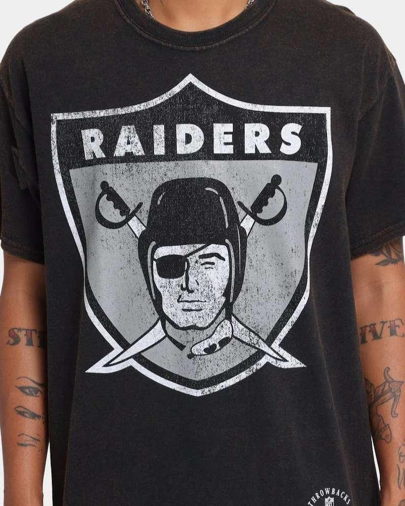 Vintage Las Vegas Raiders Unisex T Shirt
