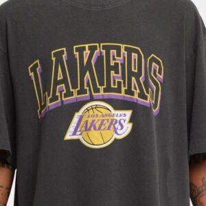 Vintage Los Angeles Lakers Logo Unisex T Shirt