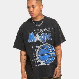 Vintage Orlando Magic Logo Unisex T Shirt