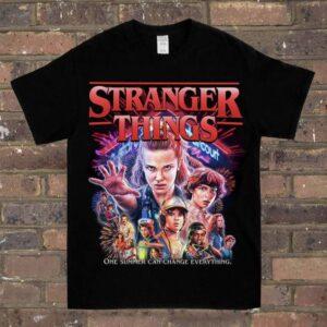 Vintage Stranger Things Unisex T Shirt