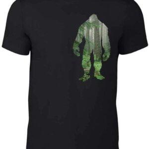 Woodland Bigfoot Unisex T Shirt