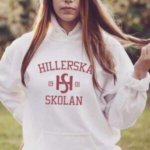 Young Royals Hillerska Skolan Hoodie Sweatshirt