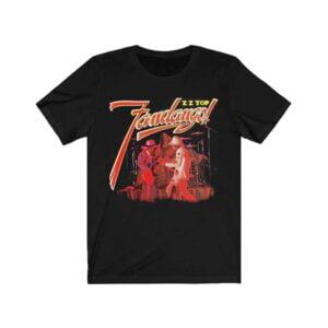 ZZ Top Rock Unisex T Shirt