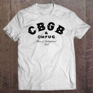 Cbgb Classic Raglan Baseball Unisex T Shirt