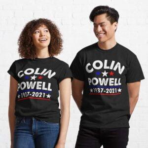 Colin Powell 1937 2021 US Secretary T Shirt
