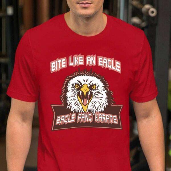Eagle Fang Karate Unisex Shirt