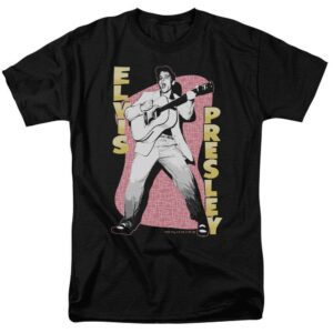 Elvis Presley T Shirt In The Moment