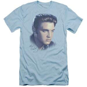 Elvis Presley T Shirt Portrait