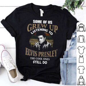 Elvis Presley The Cool Ones Shirt