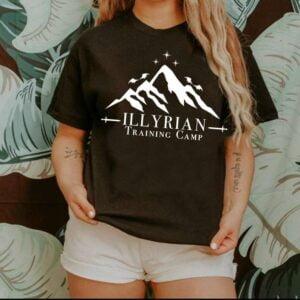 Illyrian Training Camp Unisex T Shirt
