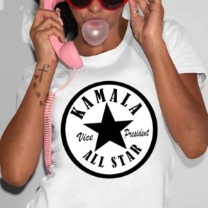 Kamala Harris 2021 Chucks Unisex T Shirt