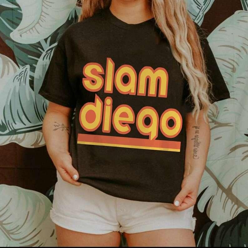 Official Slam Diego Shirt