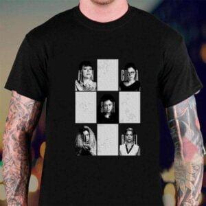 Orphan Black Clones T Shirt For Men And Women