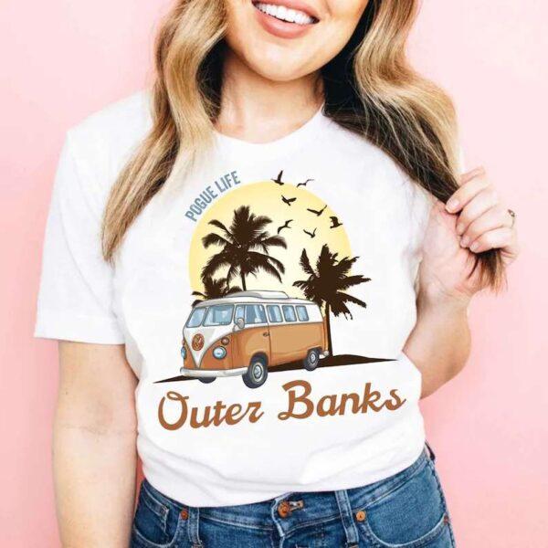 Pogue Life Van Shirt Outer Banks