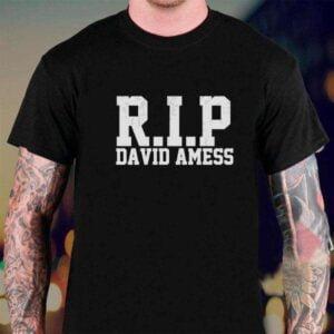 RIP David Amess T Shirt For Men And Women