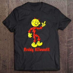 Reddy Kilowatt Shirt