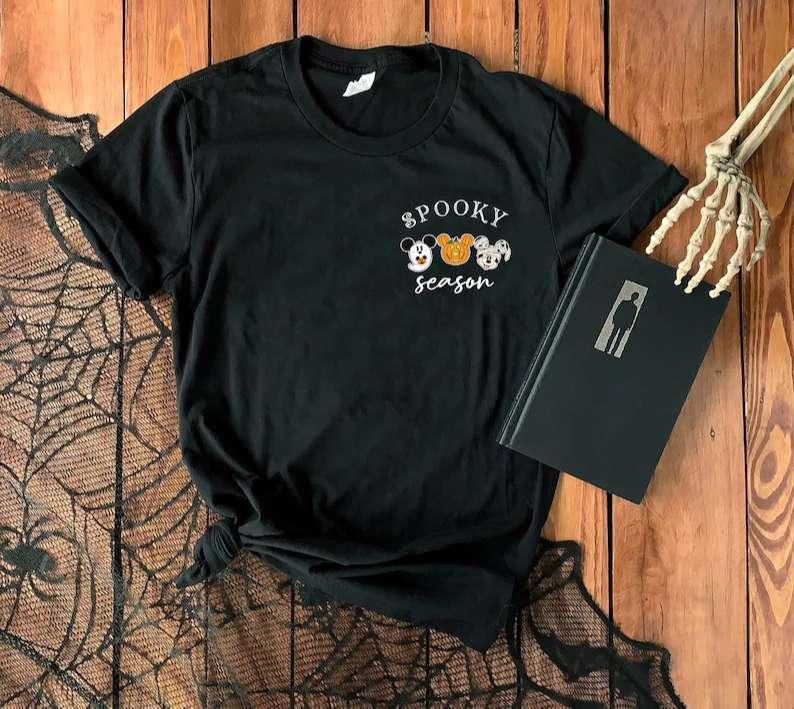 Spooky Season Disney Halloween Shirt