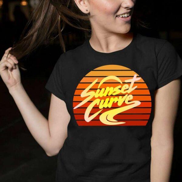 Sunset Curve Band Shirt