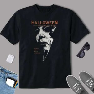 The Curse Of Michael Myers Shirt Terror Never Rests In Peace