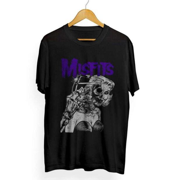 The Misfits T Shirt American Punk Rock Band